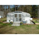 "SunGlo 2100g 15' 3"" x 20' Greenhouse - Premium Kit"