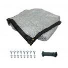 Grandio Aluminum Shade Net 8x20