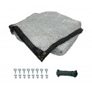 Grandio Aluminum Shade Net 8x24