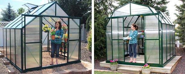 Grandio Greenhouse