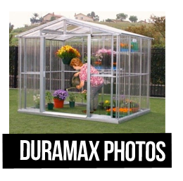 duramax greenhouses customer photo gallery