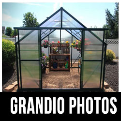 grandio greenhouses customer photo gallery