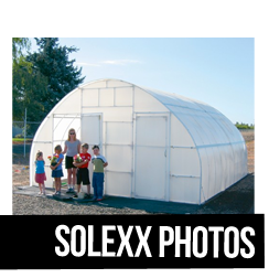 solexx greenhouses customer photo gallery
