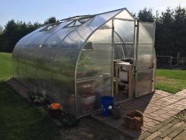 Riga greenhouses customer gallery - Fricker